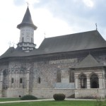 the painted monasteries from bucovina romania