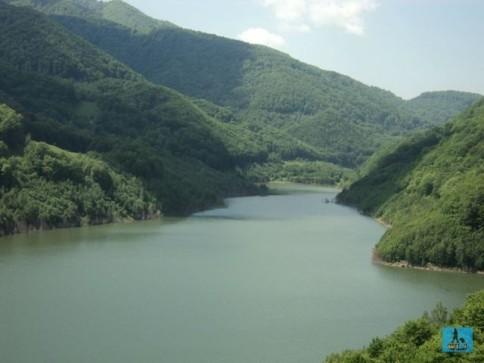 Siriu Lake and Rezervation, Buzau County