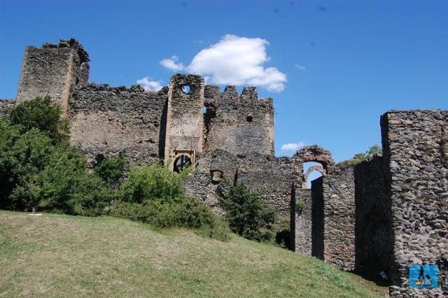 Ruins of Soimos Citadel, Arad County