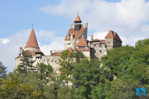 Bran (Dracula) Castle from Brasov County, Transylvania