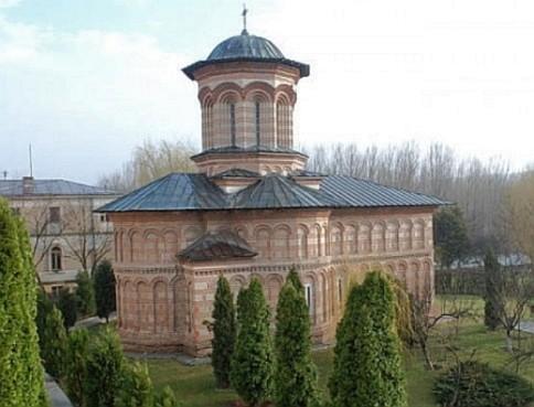 Bucovat monastery dolj county