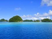 Interesting Rock Islands from Palau