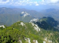 buila vanturarita national park