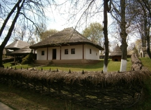 Traditional House from Vaslui County