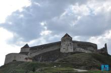 rasnov citadel romania journeys