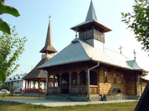 Teghea Monastery from Satu Mare County