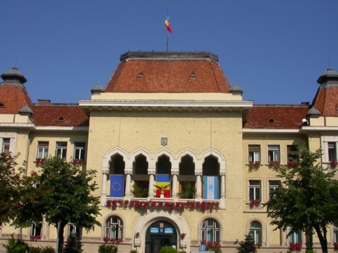 Targu Mures City Town Hall, Mures County
