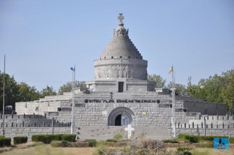 Heroes Mausoleum from Marasesti, Vrancea County