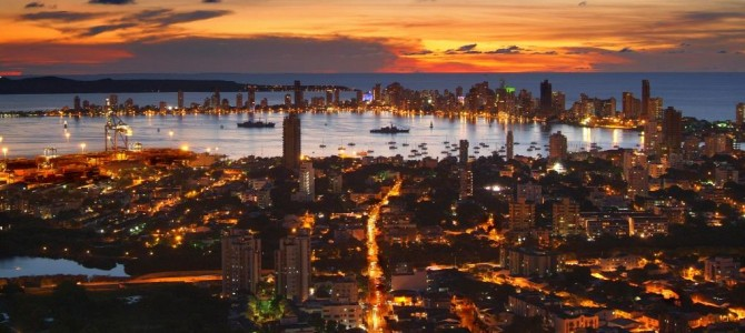 Cartagena is Colombia's pearl, a quiet and historic city