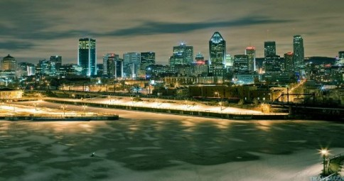 Montreal is one of the most important cities from Canada