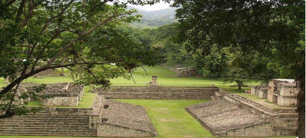 Ruinele Maiașe din Copan sunt un sit arheologic de văzut în Honduras