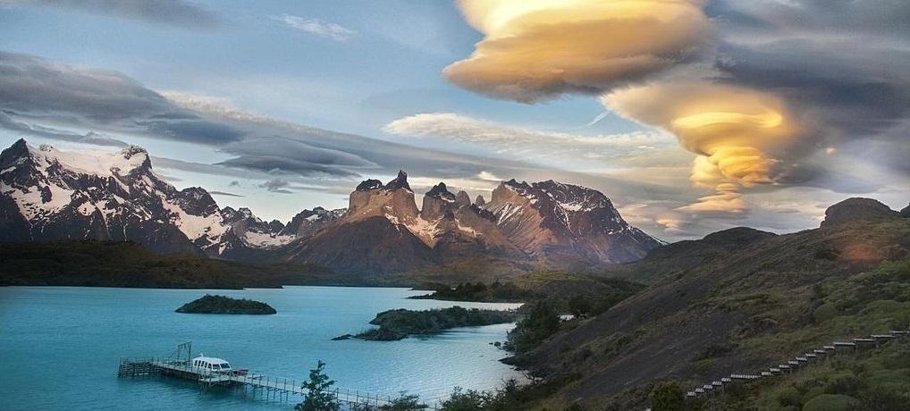 Parcul Național Torres del Paine este perla ascunsă în Patagonia Chileană