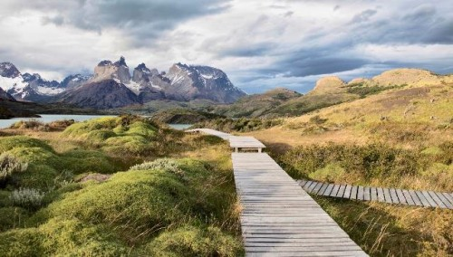 Hike the W Trail for unforgettable views in Torres del Paine National Park