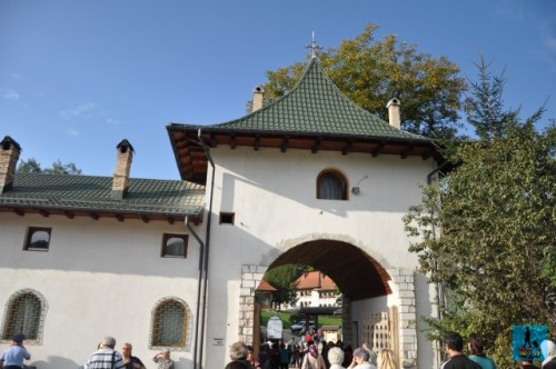 Prislop Monastery is waiting its pilgrims from all over the world