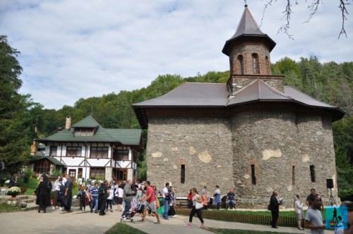 If you want to improve your spiritual life, you must make a lifetime journey to Prislop Monastery