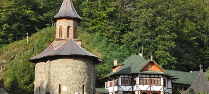 Prislop Monastery is one of the most important pilgrimage sites in Romania