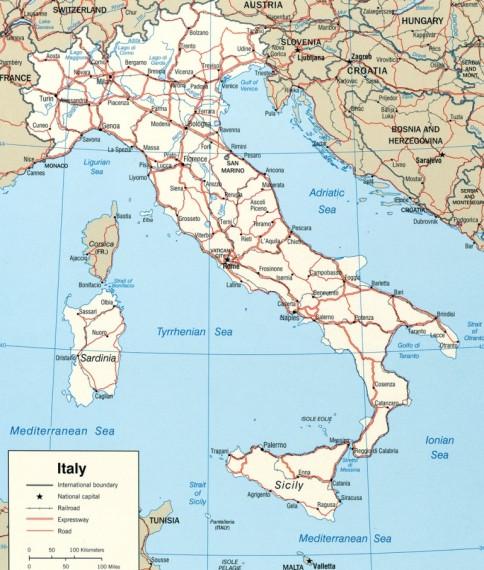 Italia E O ţară Frumoasă Bogată In Istorie Cultură Si Artă