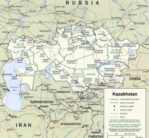Kazakhstan Is Trying To Improve Its Low Developed Tourism