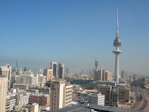 In Kuwait tourists can enjoy the sunny days at the Persian Gulf