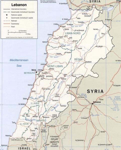 Liban Si Capitala Beirut Au Multe De Oferit Pentru Fiecare