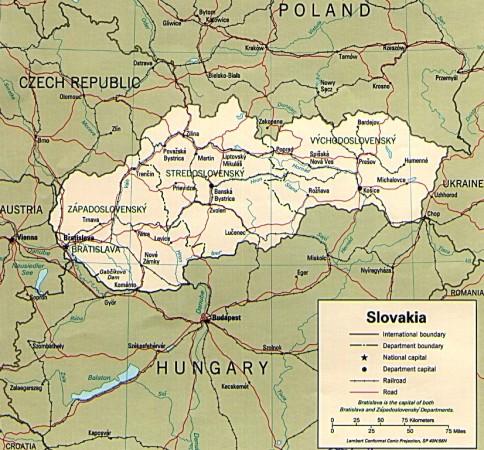 Slovacia Are Splendide Panorame Montane Si Trasee In Munţii Tatra