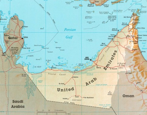 United Arab Emirates Has In Dubai The Pearl Of Persian Gulf