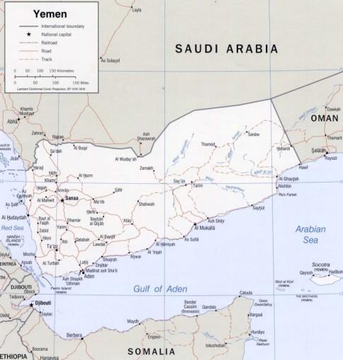 Yemen Are O Poziţie Strategică La Golful Aden